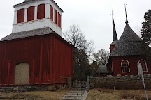 Ulrika Eleonora Church, Kristiinankaupunki, Finland