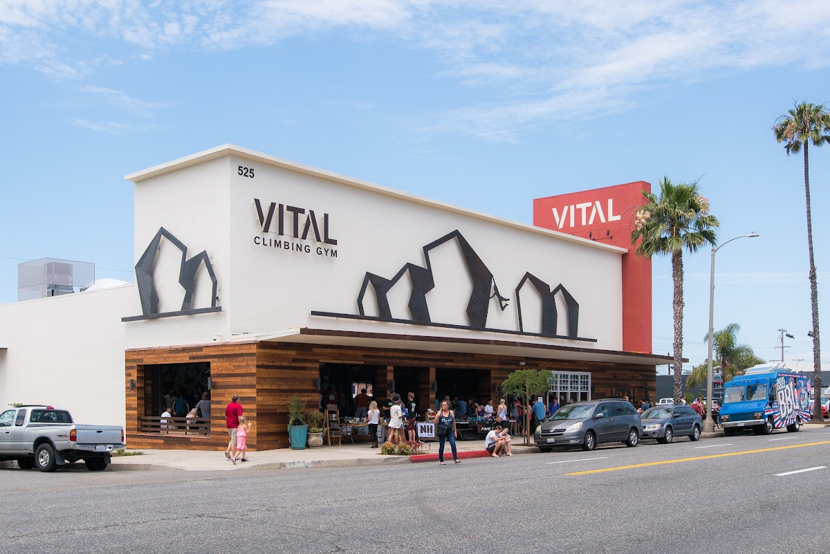 VITAL Climbing Gym - Oceanside 525 S Coast Hwy Image