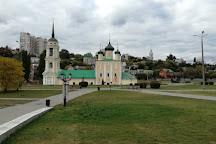 Uspenskiy Admiralty Temple, Voronezh, Russia