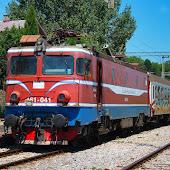 Железнодорожная станция  Virpazar