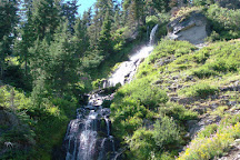 Vidae Falls, Crater Lake National Park, United States