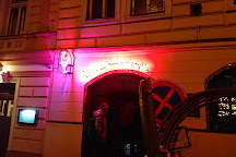 Cardinal's Burlesque Bar, Prague, Czech Republic