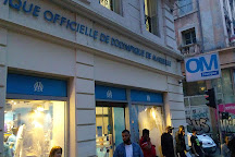 Boutique Officielle de L'O.M., Marseille, France