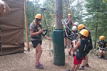 Oyama Zipline Adventure Park, Lake Country, Canada