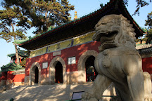 Temple of Universal Happiness (Pule si), Chengde, China