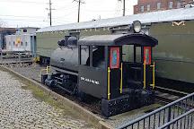 Richmond Railroad Museum, Richmond, United States
