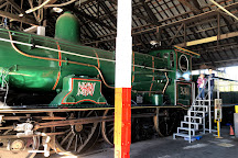 Valley Heights Locomotive Depot Heritage Museum, Valley Heights, Australia