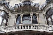 Casa Lleo i Morera, Barcelona, Spain