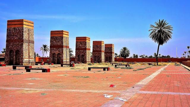 Maqaam of Sidi Abdul aziz