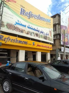 Refreshment Center rawalpindi
