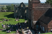 Tutbury Castle, Tutbury, United Kingdom