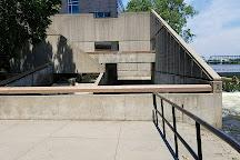 Fish Ladder, Grand Rapids, United States