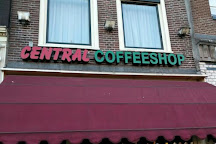 Coffeeshop Central, Amsterdam, The Netherlands