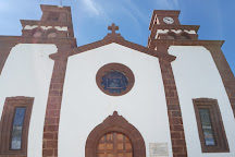 Iglesia de San Matias, Artenara, Spain
