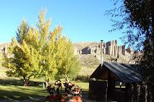 Castillos de Pincheira, Malargue, Argentina