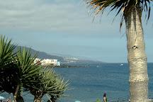 Playa Martianez, Puerto de la Cruz, Spain