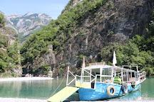 Komani Lake, Koman, Albania