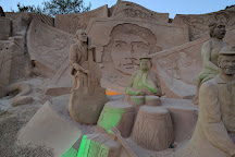 FIESA - International Sand Sculpture Festival, Pera, Portugal