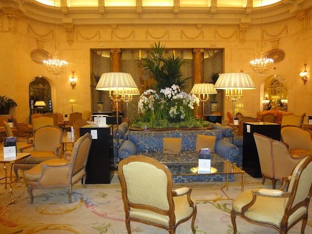 The Ritz Garden