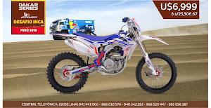 Bosuer Moto Perú 1