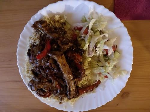 Peshawari Tandoori Aasia Köök