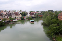 Kandija Bridge, Novo Mesto, Slovenia