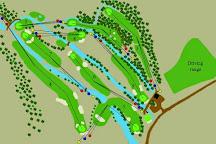 Varanger Golf Club, Vadso, Norway