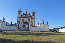 Sanctuary of Bom Jesus do Congonhas, Congonhas, Brazil