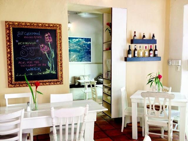 St. Germain Bistro & Cafe
