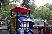 Hollywood Road Park, Hong Kong, China