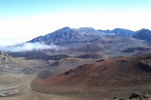 Haleakala Crater, Haleakala National Park, United States