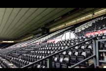 Derby County Football Club - The iPro Stadium, Derby, United Kingdom