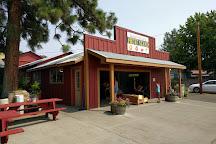 Gunkel Orchards Fruit Stand, Goldendale, United States
