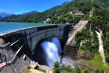 Kurobe Dam, Tateyama-machi, Japan