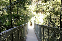 Corrigan's Suspension Bridge, Balook, Australia