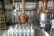 Backwards Distilling Company, Mills, United States
