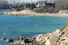 Nobska Point Lighthouse, Woods Hole, United States