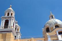 Parroquia de San Andres Cholula, San Pedro Cholula, Mexico