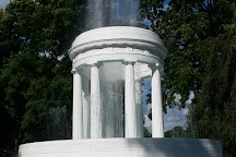 Brooks Memorial Fountain, Marshall, United States