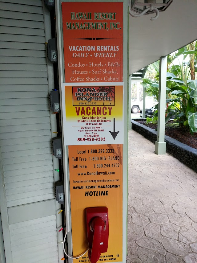 Hawaii Resort Management