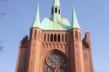 Elisabethkirche, Berlin, Germany