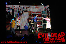 Evil Dead The Musical, Las Vegas, United States
