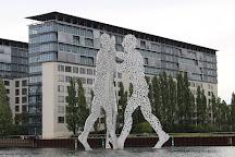 Molecule Men Sculpture, Berlin, Germany