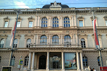 Tyrolean Provincial Museum (Tiroler Landesmuseum Ferdinandeum), Innsbruck, Austria