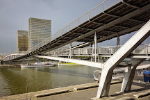 Passerelle Simone-de-Beauvoir, Paris, France