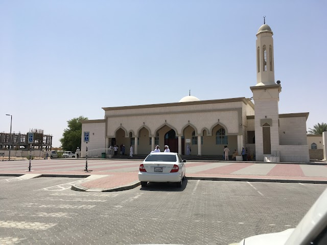The White Mosque