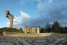 Samara Flag Monument, Stara Zagora, Bulgaria