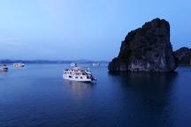 Huong Hai Sealife Cruise, Halong Bay, Vietnam