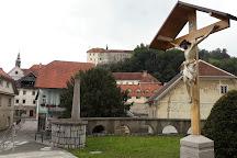 Capuchin Church, Škofja Loka, Slovenia