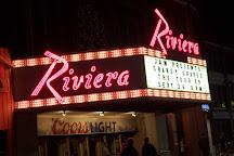 Riviera Theatre, Chicago, United States